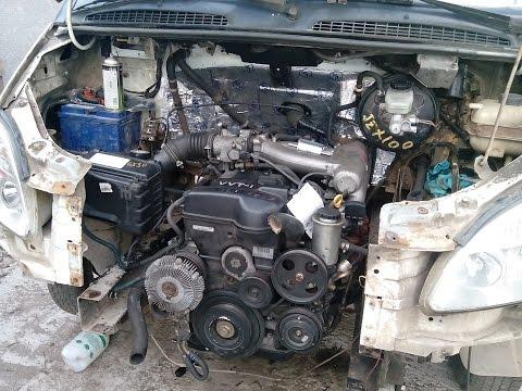 Газель с двигателем TOYOTA 2JZ - 1,5 ГОДА СПУСТЯ,  Последствия  безостановочной эксплуатации...