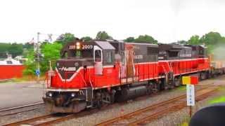 P&W RAIL EXTRA 7/25/13, PUTNAM CT