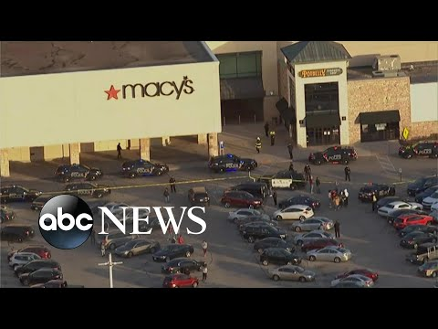 BREAKING NEWS: Urgent Manhunt For Shooter After Multiple People Shot At Wisconsin Mall