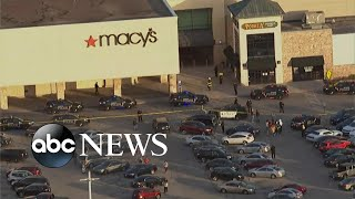 Urgent manhunt for shooter at Wisconsin mall | WNT
