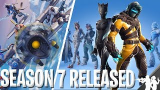 Everything You Need to Know About Fortnite Season 7 | Update 7.0 Patch Notes
