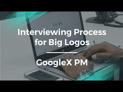 Interviewing for Big Logos with GoogleX former Product Manager
