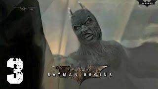 Batman Begins (PS2) walkthrough part 3