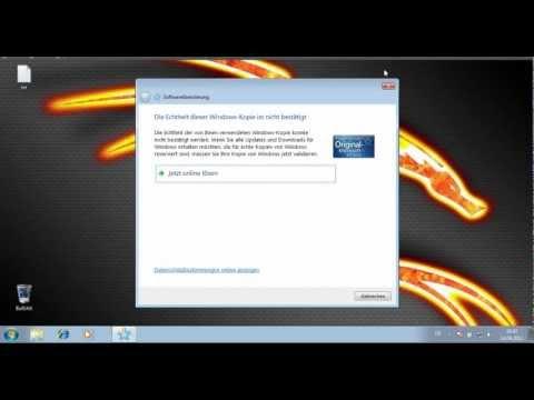 MAC ADRESSE ändern unter Windows 7