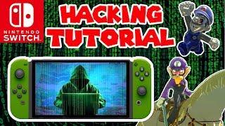 Tutorial für Anfänger: Nintendo Switch hacken + Mods installieren (v6.2.0)