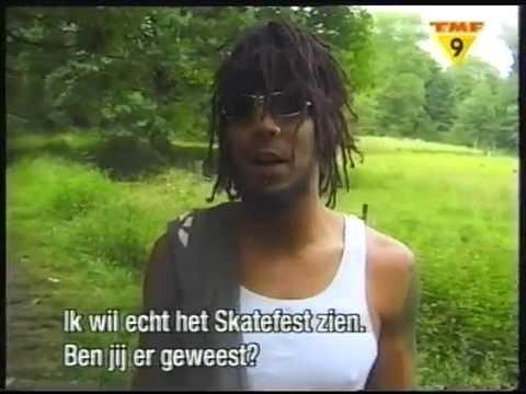 (hed)p.e. interview 1998 Dynamo Open Air + Serpent Boy (live) excerpt