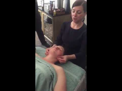 Nob Hill Spa Facial Sequence For Body Treatment
