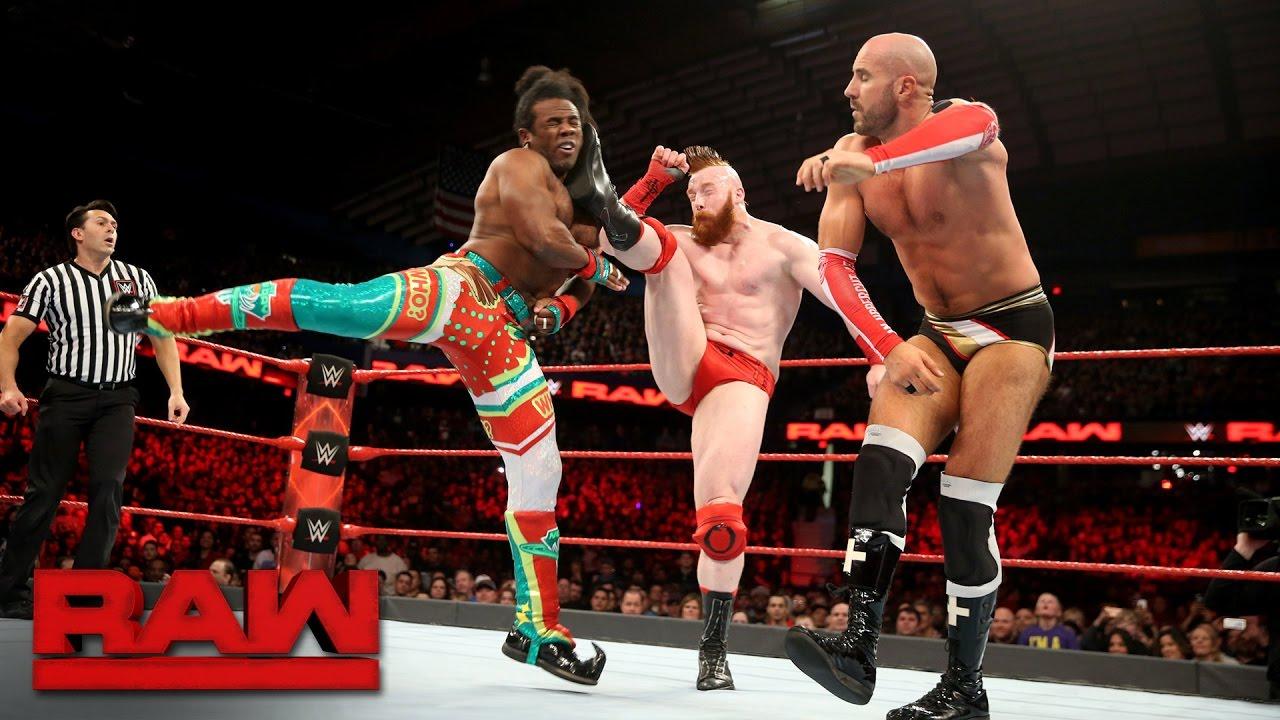 Raw Tag Team Full