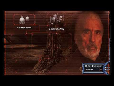 Star Wars Galactic Battlegrounds: Clone Campaigns Speedrun - Confederacy - 1  