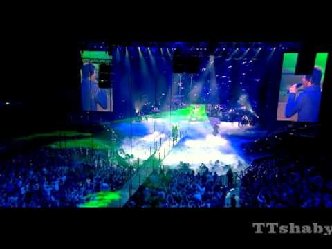 Take That - Rule the world (Beautiful world tour 8part) HD