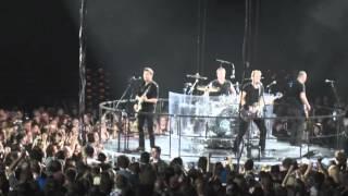 "NICKELBACK ""Someday"" Live Spokane WA 6-24-12"