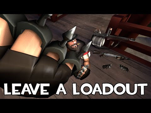 Leave a Loadout! - TF2 - Russian Repercussion [Black Market Business Heavy]