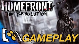 Homefront: The Revolution Gameplay - This Year