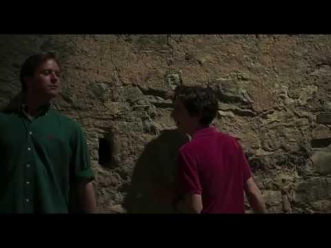 Chiama Mi Col Tuo Nome - Scena Bacio Gay - Film Di Luca Guadagnino