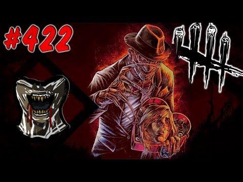 DEAD BY DAYLIGHT #422 | FREDDY EL DEVORADOR DE SUEÑOS | ROAD TO RANK 1