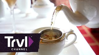 Afternoon Tea Around the World - Travel Channel