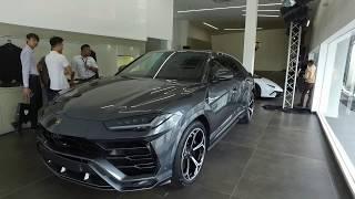 2018 Lamborghini Urus Walkaround | EvoMalaysia.com