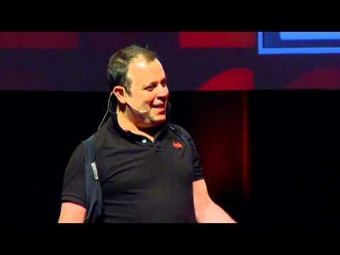 Beynimizin tembelliğe her zamankinden daha cok ihtiyacı Var: Mehmet Gözetlik at TEDxReset 2014