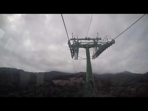 Ba Na Hills, Vietnam Cable Car, November 17, 2018
