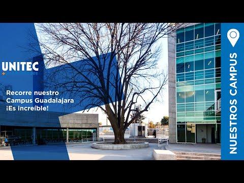 UNITEC Nuevo Campus  Guadalajara