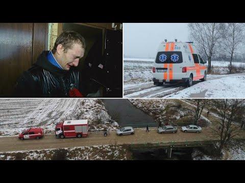Nelaimė Panevėžio rajone priminė senas bėdas – psichologas kaime yra prabanga