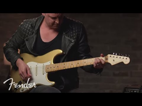 The Lincoln Brewster Stratocaster I Artist Signature Series  Fender