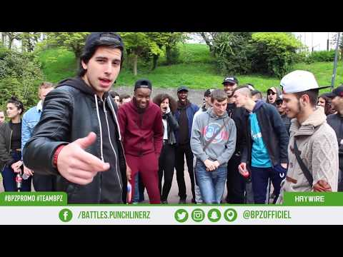 Battles PunchlinerZ - Edition Promo #27 - Haywire vs Joskiins