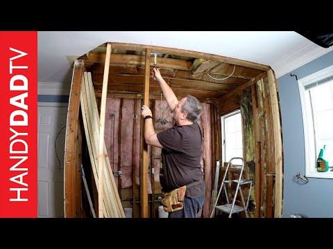 rough-carpentry- -master-bath-remodel-(part-1)