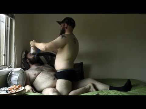 Pup and Gainer Bear Feeding Teaser
