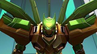 ATOMICRON | X Mutation | Full Episode 14 | Cartoon Series For Kids | English