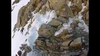 Ascension du Mont Blanc par la Voie Normale - Juin 2014