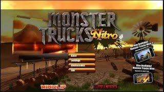 Monster Trucks Nitro | Gameplay Completo