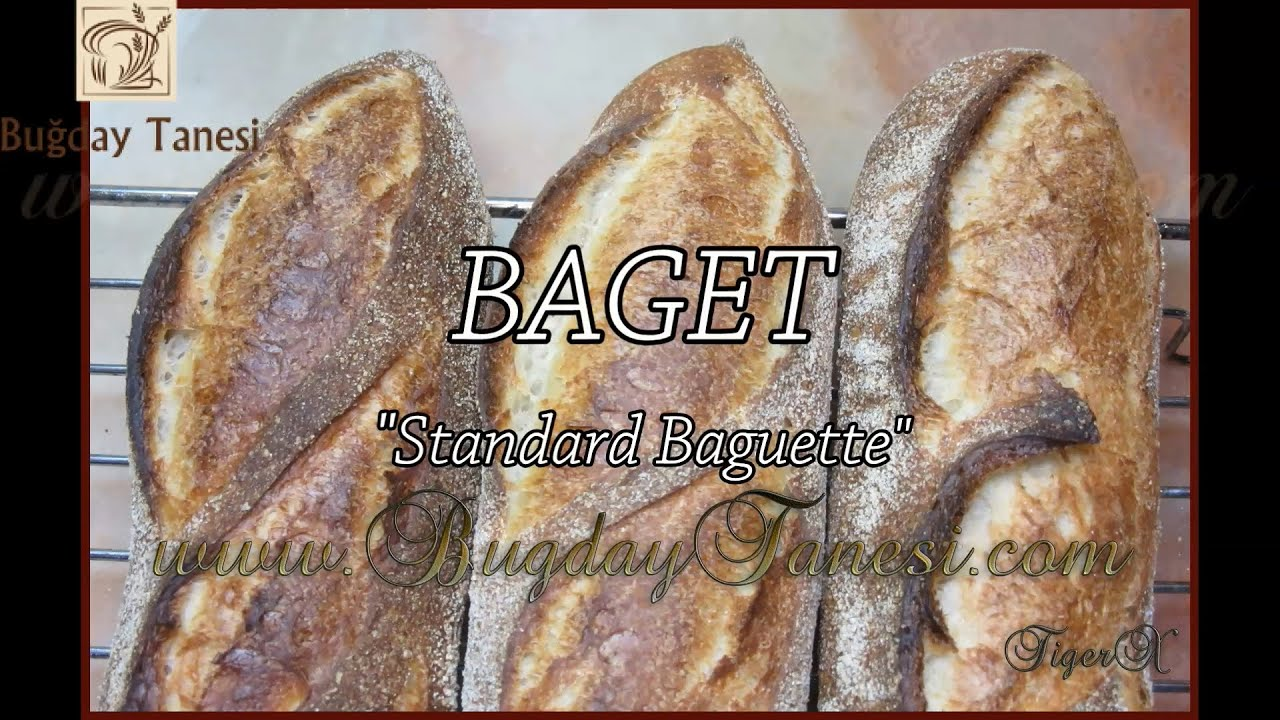 Baget ekmek nasıl yapılır 91