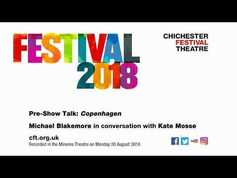 Copenhagen   Pre-show Talk   Chichester Festival Theatre