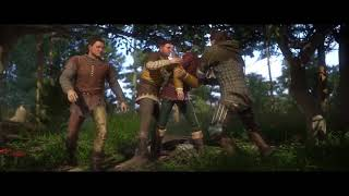 PS4   Kingdom Come Deliverance Final Trailer 2018