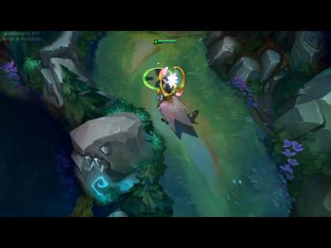 League of Legends - Karma - Order of the Lotus Karma (1080p)