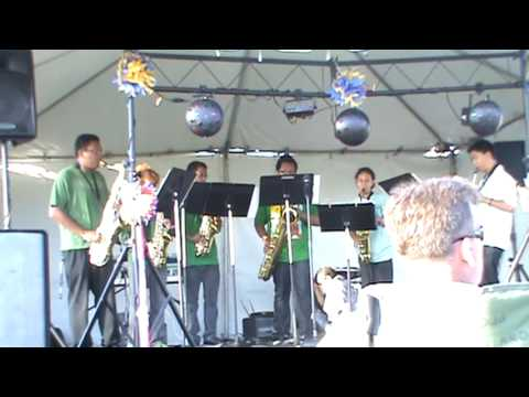 Diamond State Rag by Bruce A. Evans Mira Mesa High School Sapphire Sound Green Knights