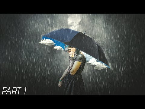 Photoshop Manipulation   Umbrella Light Rain Effect Part1