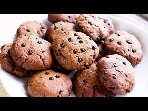 Cách làm bÁnh quy socola chip Đơn giản thơm ngon | nhung cooking