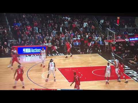 e82a2882340 James Harden ABSOLUTELY DESTROYS Wesley Johnson s ankles