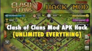 Cara Download + Instal Game COC Mod Di Android - Clash Of Clans Indonesia
