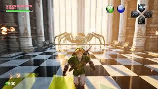Unreal Engine 4 - Zelda: Armogohma Fight