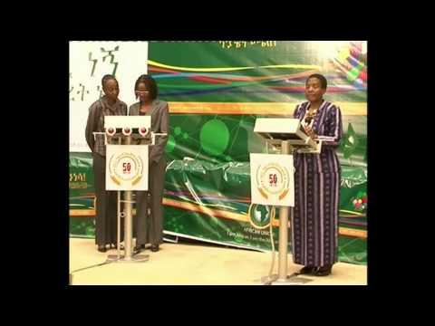 Celebrating the 50th Anniversary of the OAU/AU part I