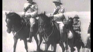 The Lost Patrol (1934) trailer