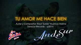 ANDESUR - TU AMOR ME HACE BIEN - CAPORAL 2014 (NUEVO) - AUDIO