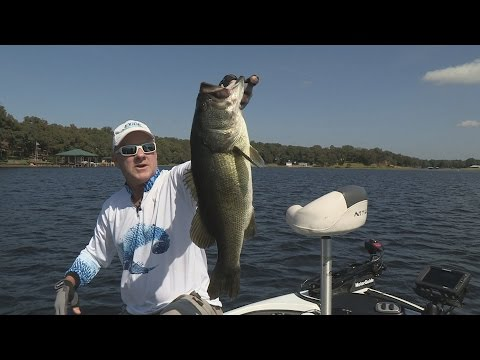 Fox Sports Outdoors SOUTHWEST #33 - 2014 Lake Athens, Texas Bass Fishing