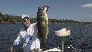 Fox Sports Outdoors SOUTHWEST #33 - 2014 Lake Athens, Texas Bass Fishing
