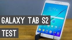 Samsung Galaxy Tab S2 Test: Das beste Android Tablet? | Deutsch