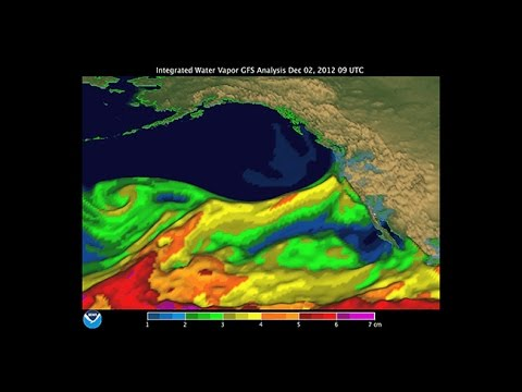 Atmospheric Rivers and California's Water