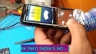 Full TRACING AND REPAIRING OF Mic Not Working Problem  IN CHINA MOBILE PHONE IN हिंदी by AMIT_PANDEY